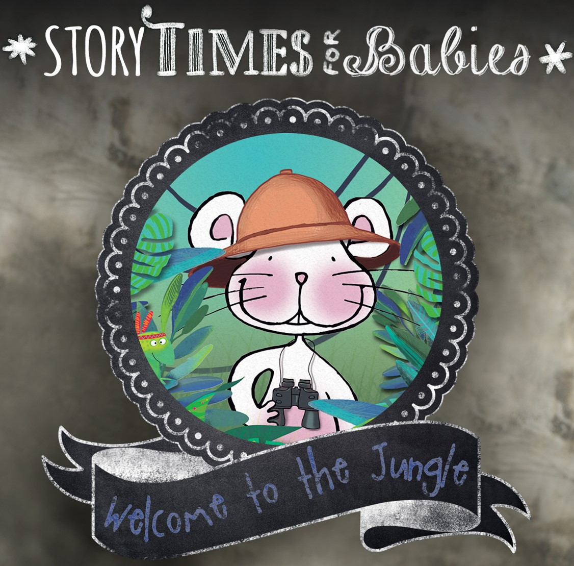 Storytime for babies: Welcome to the Jungle